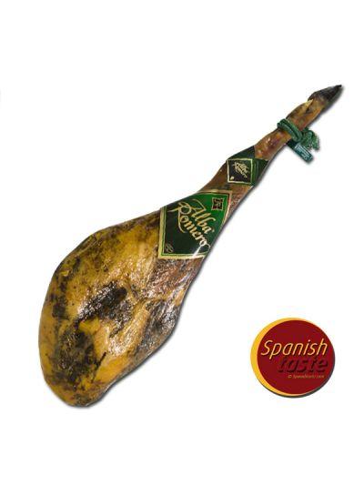 Prosciutto Pata Negra Cebo 100% Iberico di Huelva