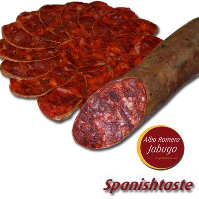 Chorizo Extra Bellota Cular 500gr Jabugo