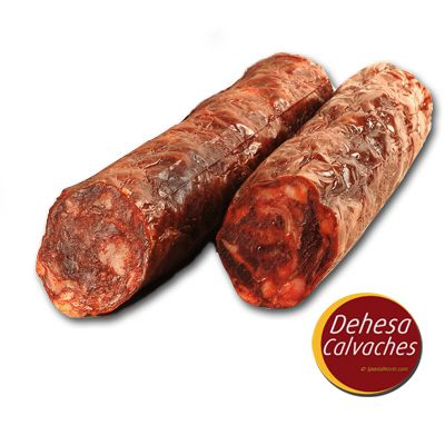 Chorizo 100% iberico Bellota Dehesa de Calvaches 500gr