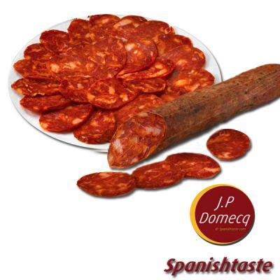 Chorizo 100% iberico Bellota Domecq 500gr