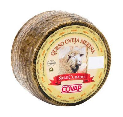 Formaggio di pecora semicurado 1,2kg-1,5kg.